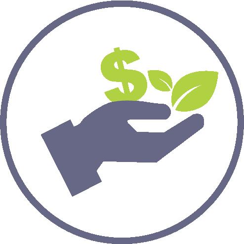 Regional Economic Resilience category logo.