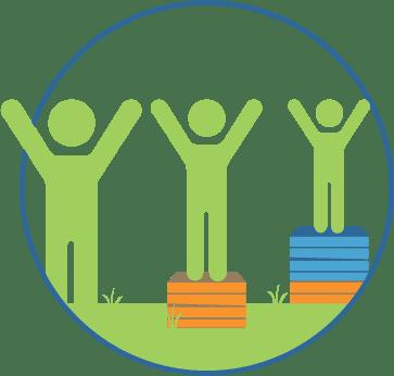 Social Equity category logo.